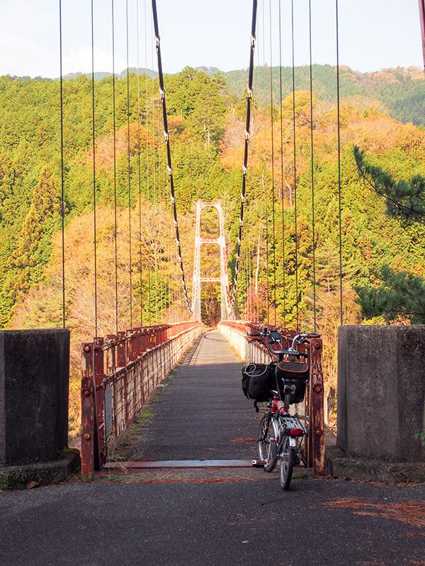 室生湖 下山橋