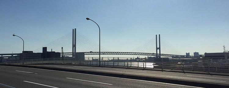 深江大橋から東神戸大橋
