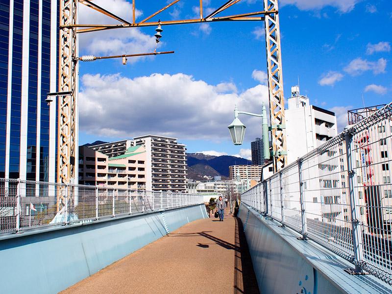 阪神国道架道橋