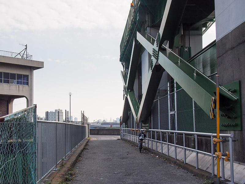 旧猪名川水門