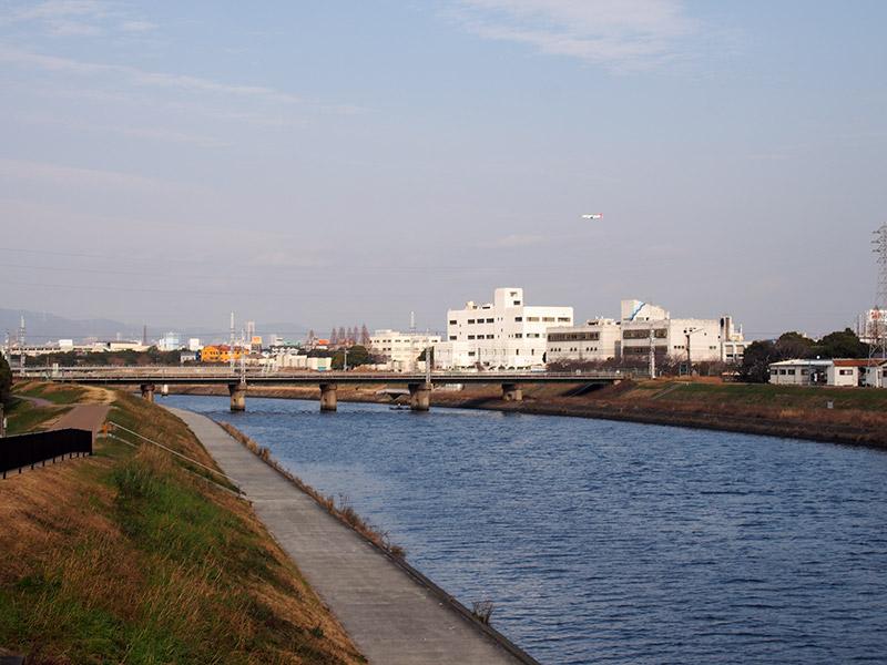 猪名川 阪急神戸線