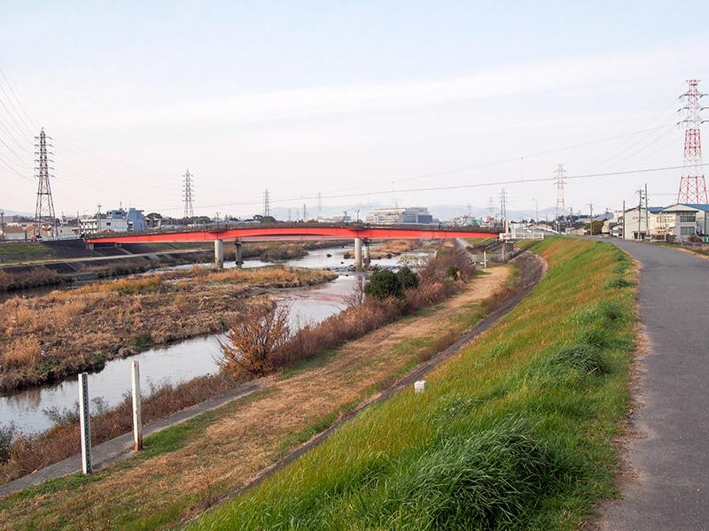 猪名川 利倉橋