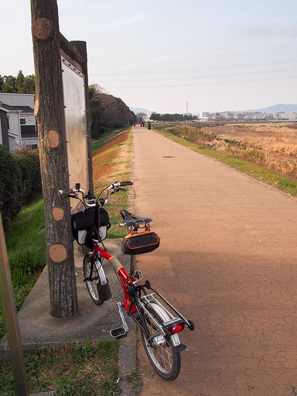 猪名川・藻川自転車道
