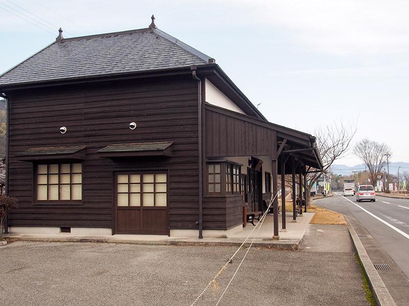 鍛冶屋線 市原駅記念館