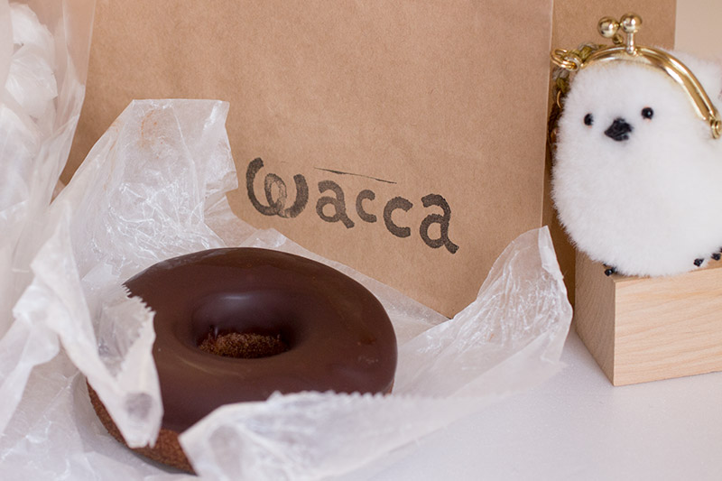 wacca ドーナツ