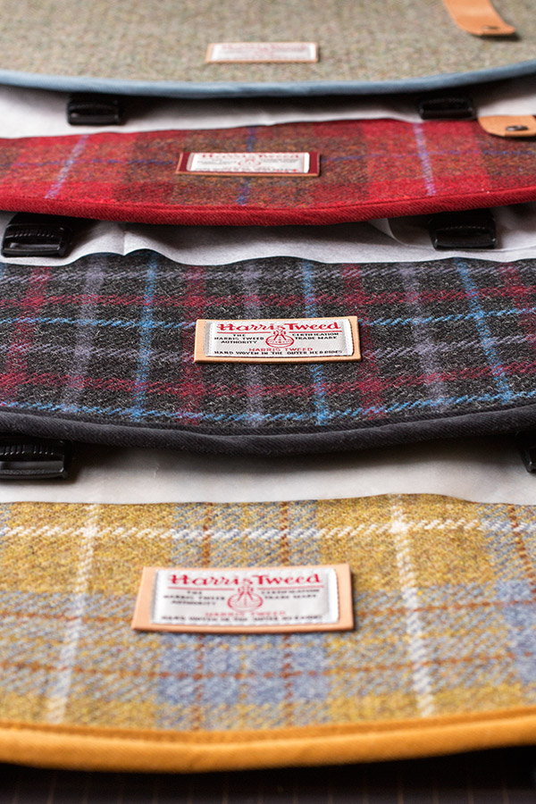 HarrisTweed S-bag flap