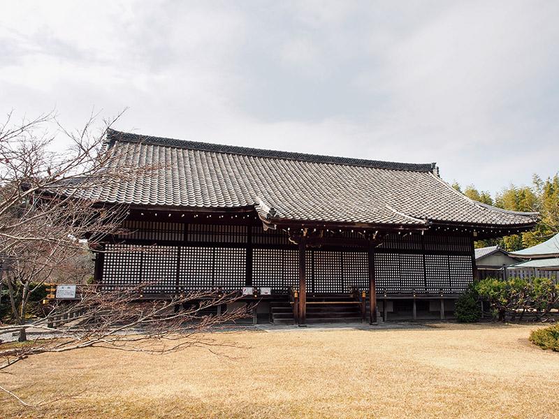 勧修寺 宸殿