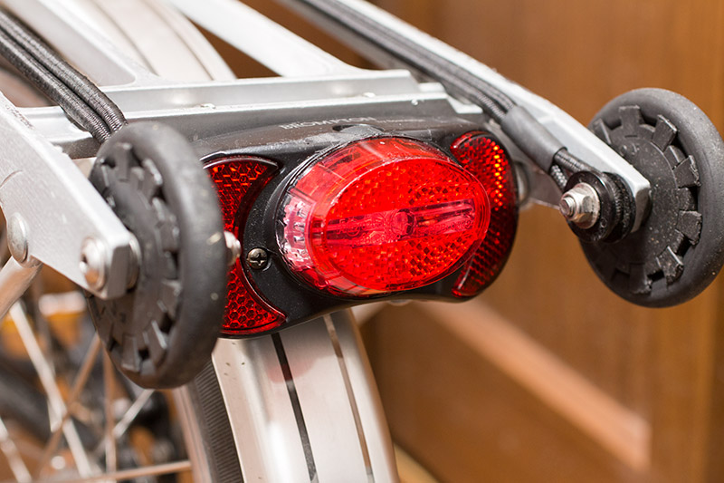 Brompton rear light