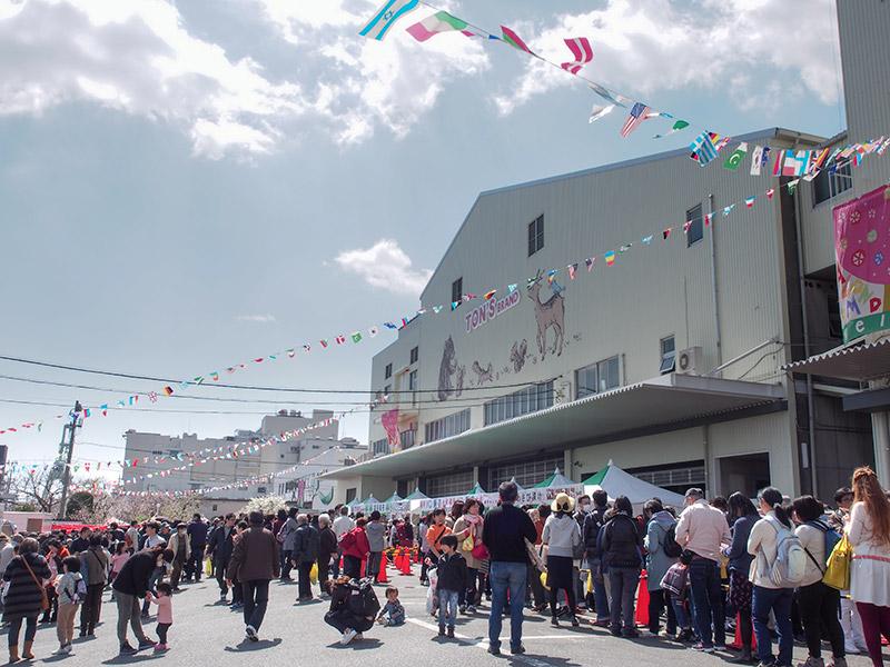 アーモンドフェスティバル 2016