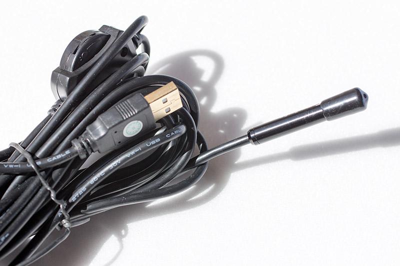 USB内視鏡型ライトスコープ