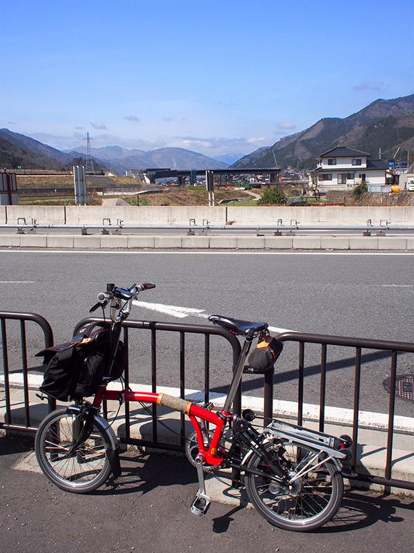 北近畿豊岡自動車道 氷ノ山