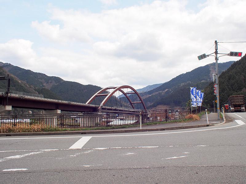 北近畿豊岡自動車道 大屋川橋