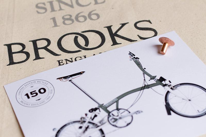 BROOKS 150周年記念モデル