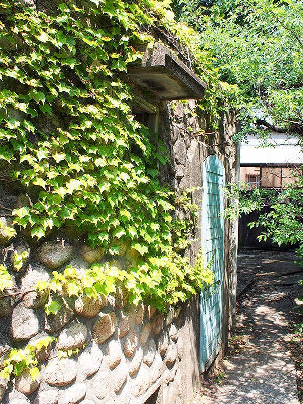 旧松本邸 防空壕?
