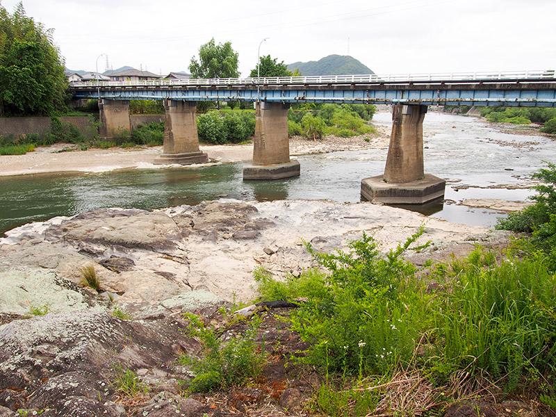 新町河岸跡 滝見橋