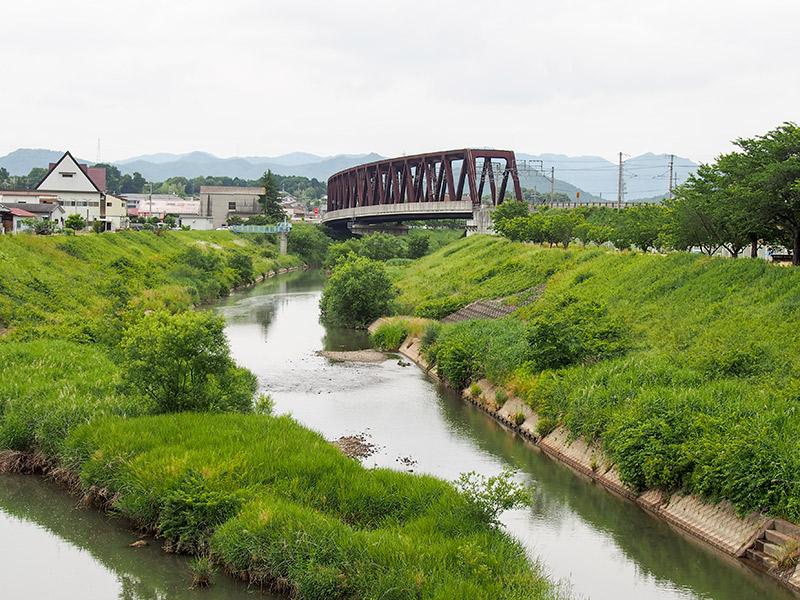 JR福知山線 武庫川橋梁