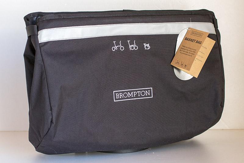 Brompton Basket Bag 2016