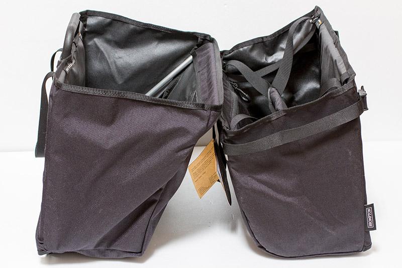Brompton Basket Bag old new