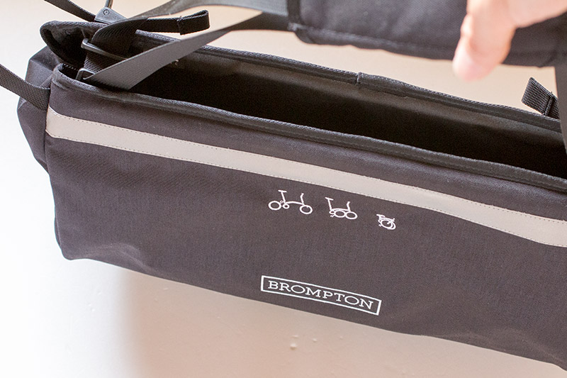 Brompton Basket Bag 2016