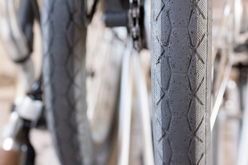Brompton kevlar tire rear