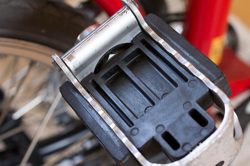 Brompton folding pedal