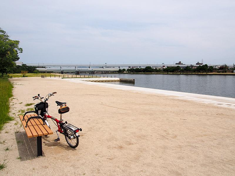 武庫川河川敷 2016