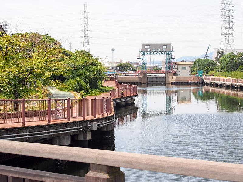 北堀運河 2016