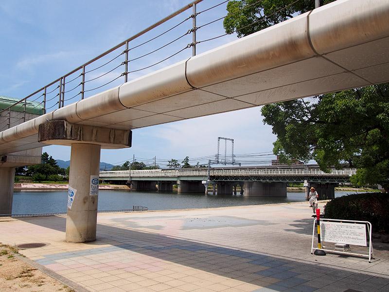 阪神電鉄 武庫川駅 2016
