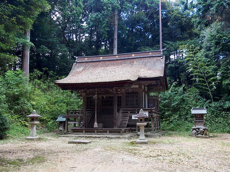 小野道風神社 2016