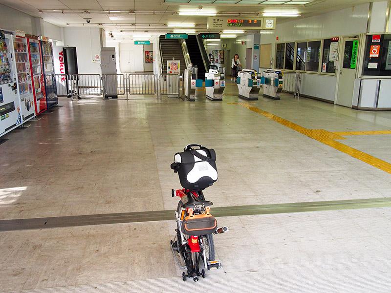 六甲ライナー マリンパーク駅