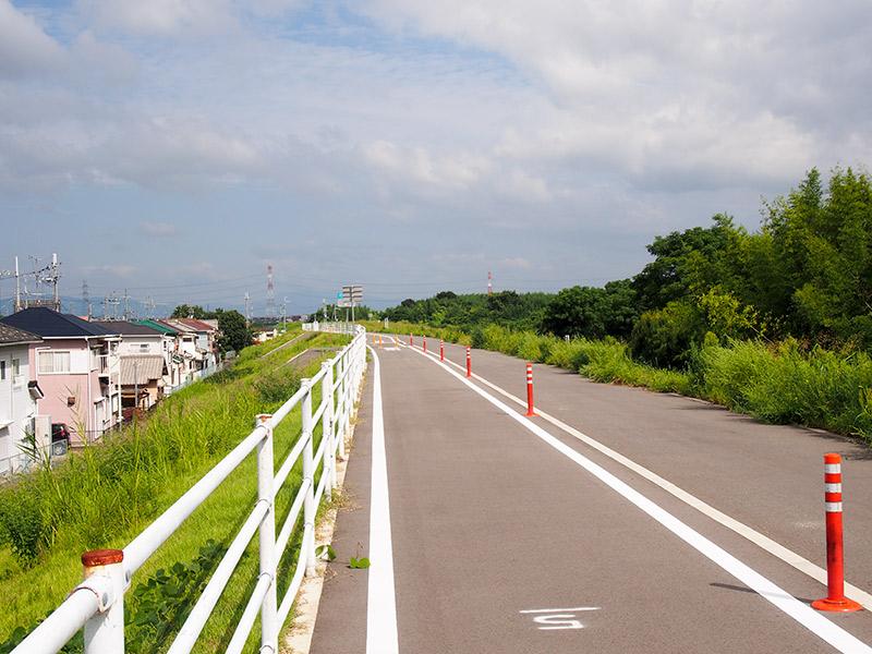 八幡木津自転車道