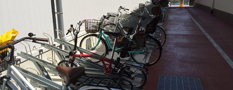 ロイヤルホームセンター宝塚店 駐輪場