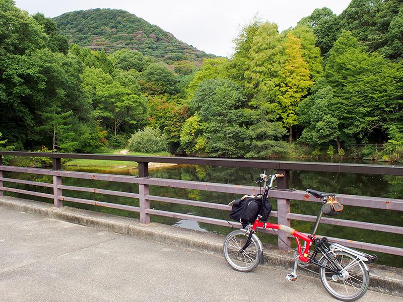 みくるま池から甲山