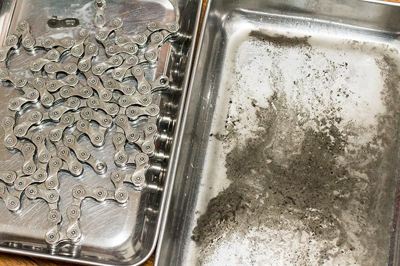 チェーン洗浄