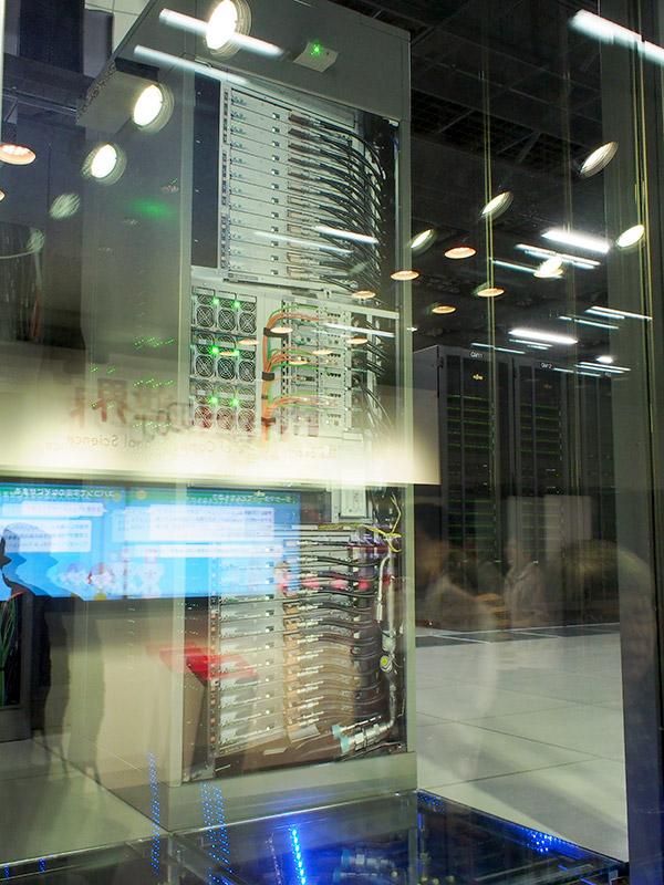 スーパーコンピューター「京」