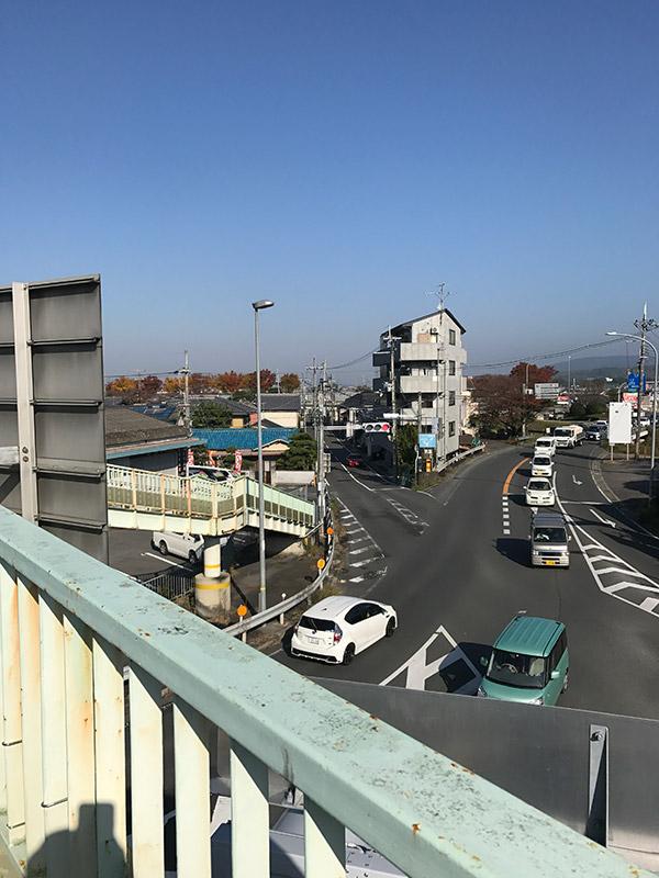 木津奈良道交差点