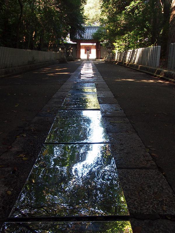 新山浩+神戸市立科学技術高校 「水の物語 命の物語」