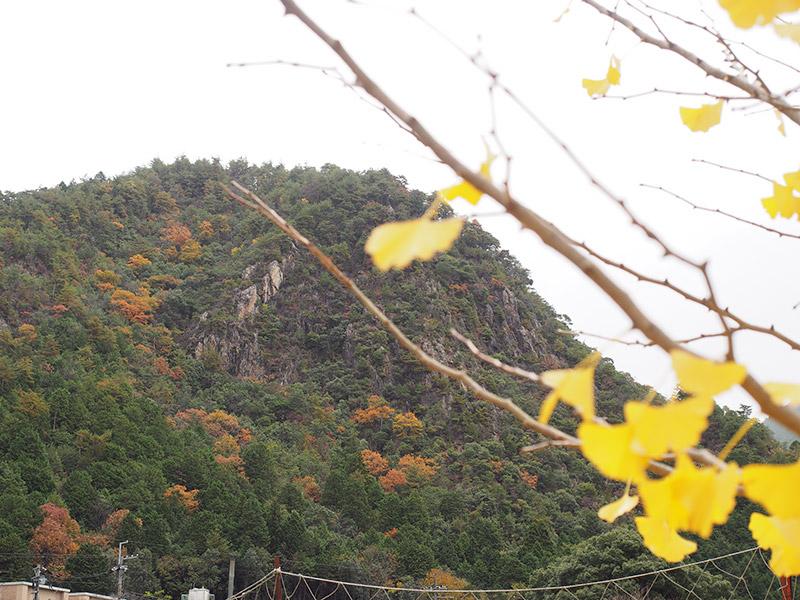 岩瀧寺方面