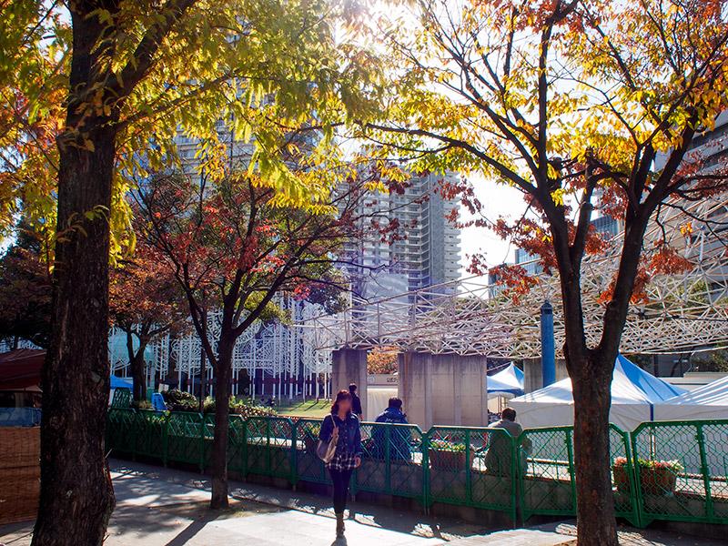 東公園 2016