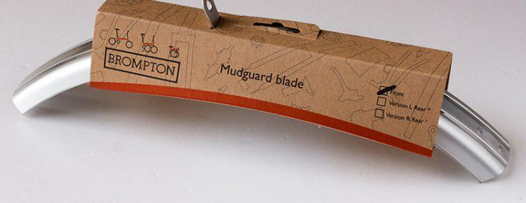 Brompton Mudguard blade