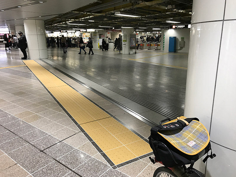 地下鉄御堂筋線 新大阪駅