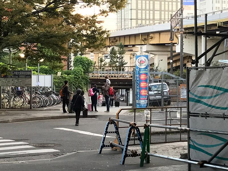 JR新大阪駅 正面口 東