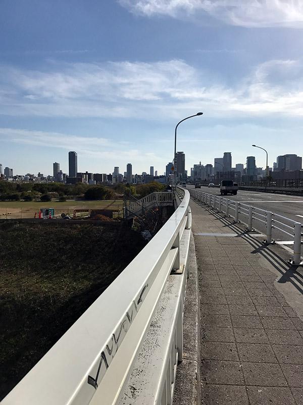 新御堂筋 新淀川大橋
