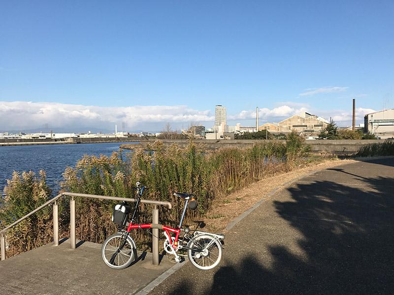 北港運河公園 2016