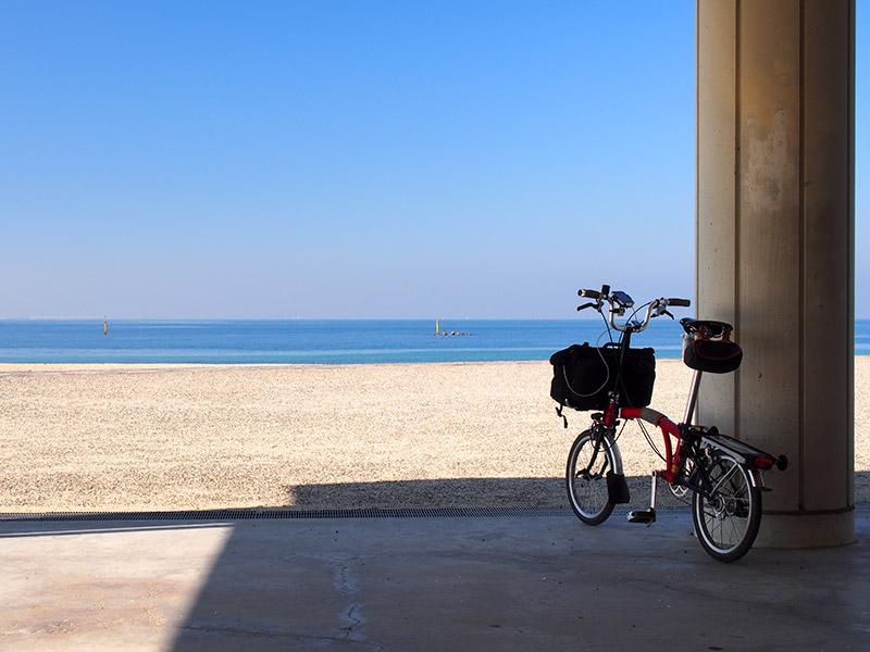 二色の浜海水浴場 2016