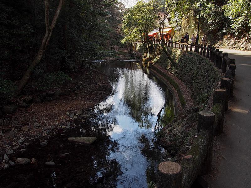 箕面川 2017