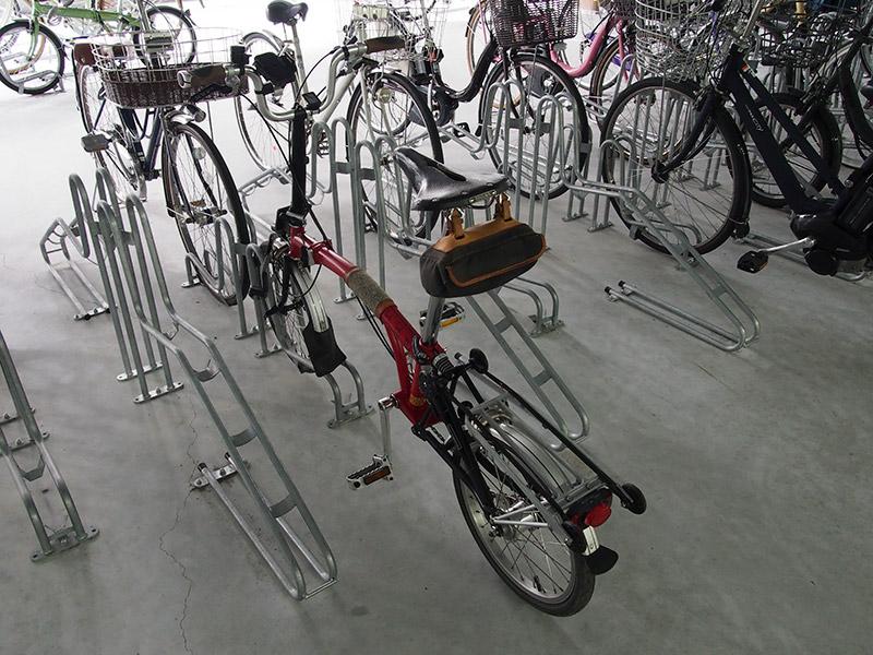 市立箕面自転車駐輪場