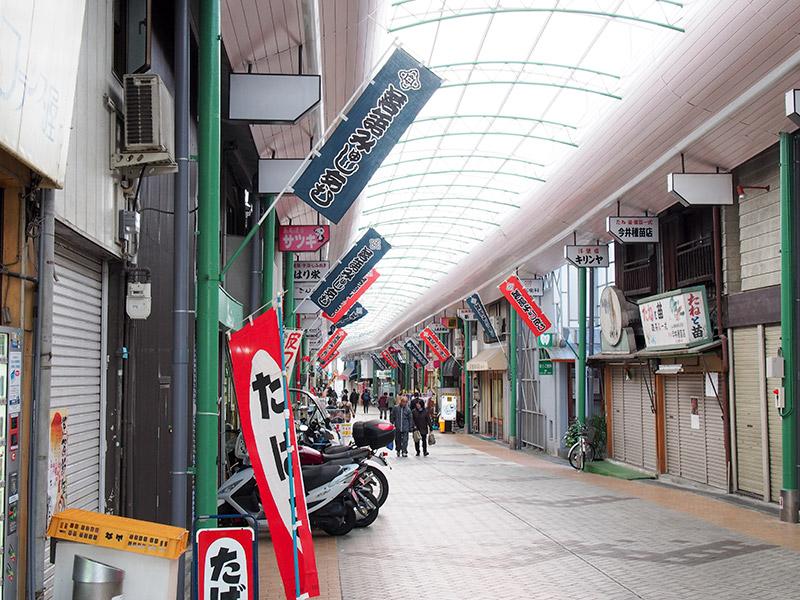 サカエマチ2番街商店街