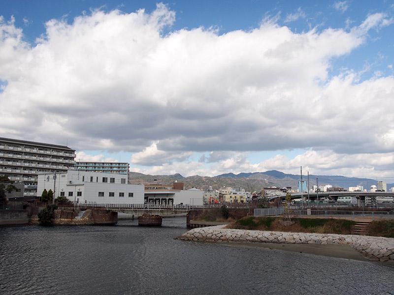 和田岬線 旋回橋
