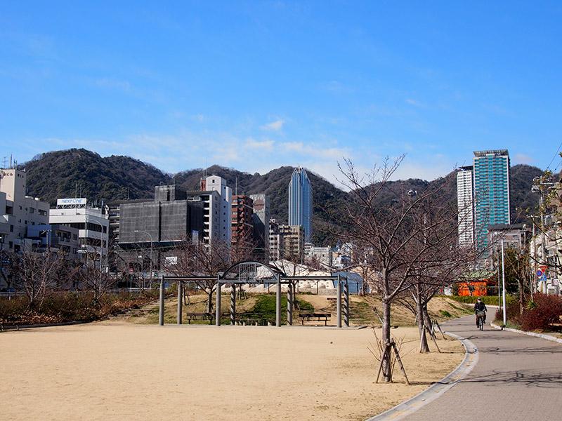 生田川公園  2017